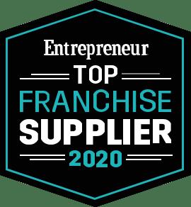 Entrepreneur Top Franchise Supplier 2020