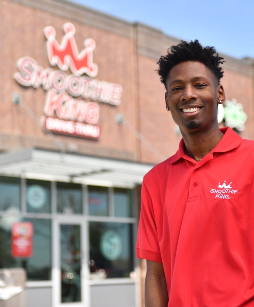 Smoothie King Employee