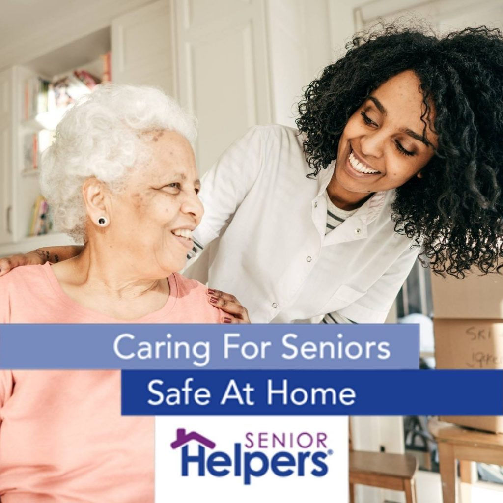Caring For Seniors Safe At Home Senior Helpers