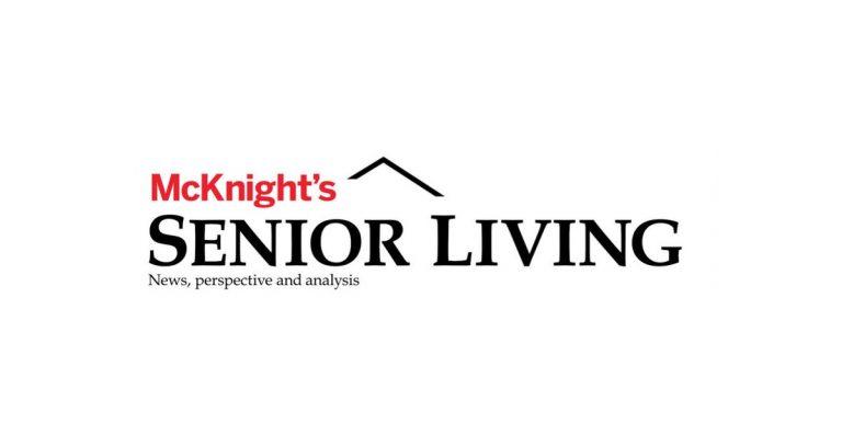 McKnight's Senior Living Logo
