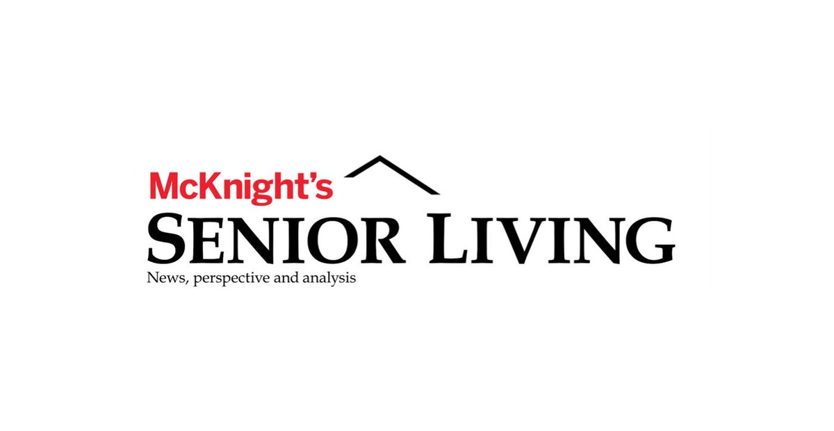 McKnight's Senior Living Logo