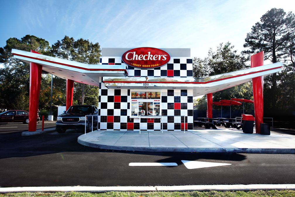 Checkers Franchise Storefront
